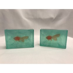 Goldfish Soap Bar