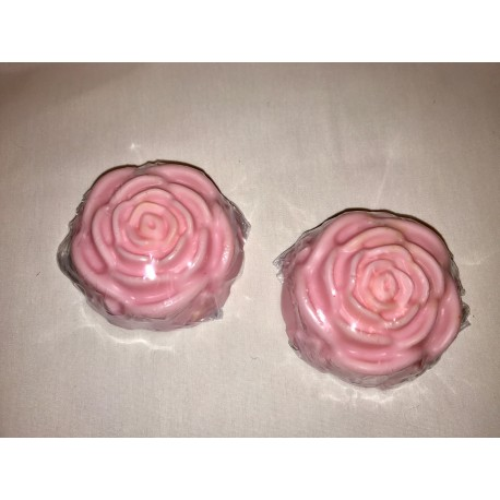 Rose Shaped Tulip Scented Soap
