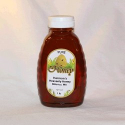 Late Summer Honey - 1lb Bottle