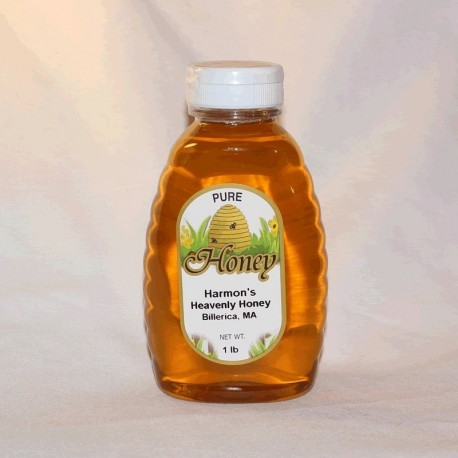 One Pound Spring Honey